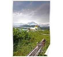Remote Landing Poster
