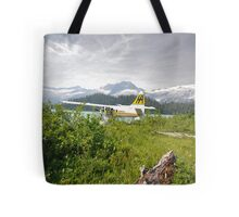 Remote Landing Tote Bag