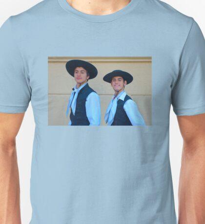 Traditional Argentinian gaucho clothing Unisex T-Shirt