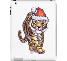 Tiger Christmas iPad Case/Skin