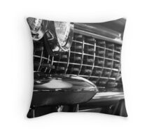 Chromed Angles and Bullets Throw Pillow
