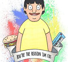 Gene Belcher by laurajean1