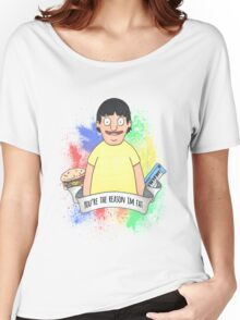 Gene Belcher Women's Relaxed Fit T-Shirt
