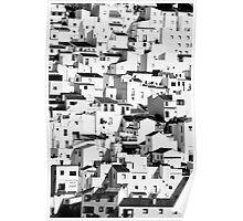 Casares, siesta ~ B&W Poster