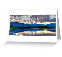 Lake Dillon Panorama Greeting Card