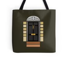 221b Baker Street (Door) Tote Bag