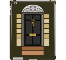 221b Baker Street (Door) iPad Case/Skin