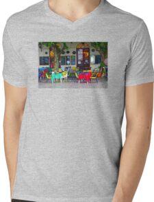 Colonia del Sacramento, Uruguay Mens V-Neck T-Shirt
