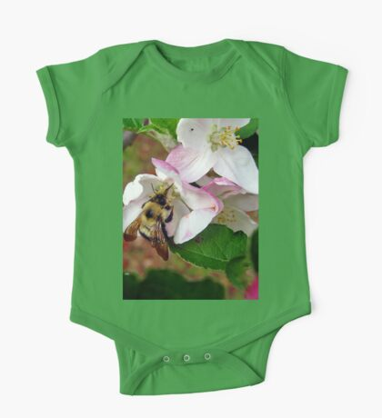 bumble bee in bliss One Piece - Short Sleeve