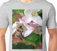 bumble bee in bliss Unisex T-Shirt