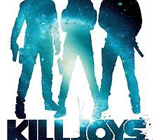 killjoys - blue by athelstan