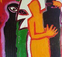 jealousy by Chantal Guyot