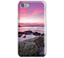 Autumn Sunrise at Bronte Beach, Sydney iPhone Case/Skin
