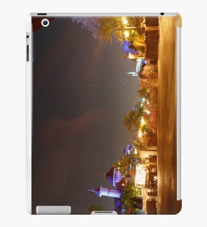 Fantasyland At Night iPad Case/Skin