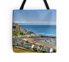 """Views over Gorey Bay, Jersey"" Tote Bag"