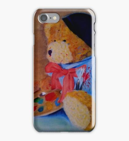 TEDS PERSPECTIVE iPhone Case/Skin