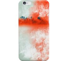 Frosted in Red iPhone Case/Skin