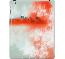 Frosted in Red iPad Case/Skin