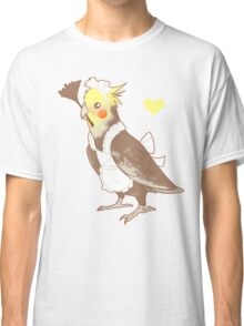 Cockatiel Maid Classic T-Shirt