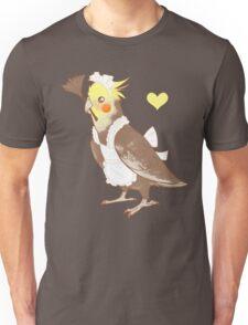 Cockatiel Maid T-Shirt