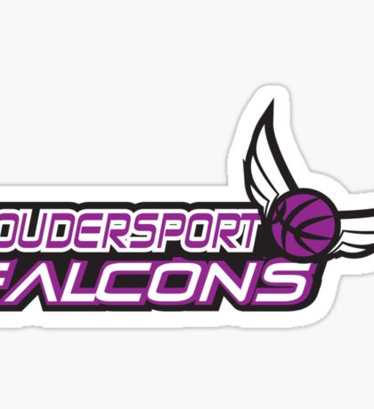 Coudersport Falcons Sticker