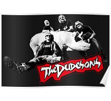 The Dudesons and Britney Dudeson Poster