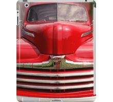 Little Red - 1947 Ford Pickup Truck iPad Case/Skin