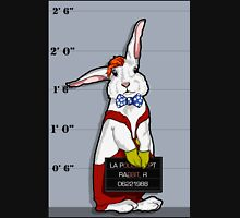 This Bunny was framed! Unisex T-Shirt