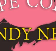 Cape Cod - Sandy Neck Beach Sticker