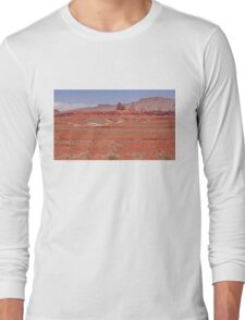 RT 14 - Monument Valley - Arizona/Utah Long Sleeve T-Shirt