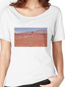 RT 14 - Monument Valley - Arizona/Utah Women's Relaxed Fit T-Shirt