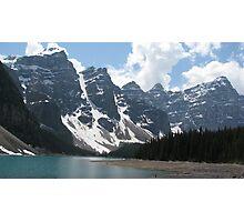 Canadian Rockies #2 Photographic Print