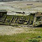 Walney Wreck by Jamie  Green