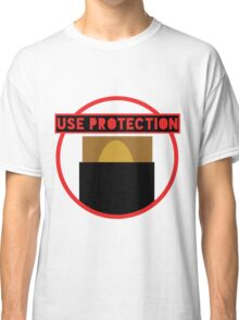 Use Protection MTG Classic T-Shirt