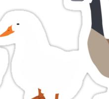 Duck, Duck, Goose Sticker