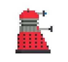 Dalek by fulifuli