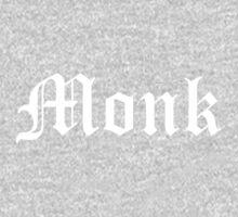 Monk One Piece - Short Sleeve