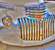 old 1948 chevy truck-front side by henuly1