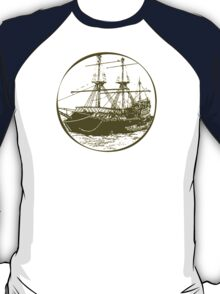 The Golden Age Of Seafarers T-Shirt