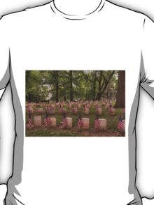 Tribute to Our Veterans T-Shirt