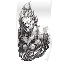 Akuma Great Demon Poster