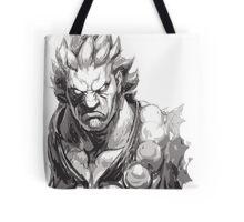 Akuma Great Demon Tote Bag