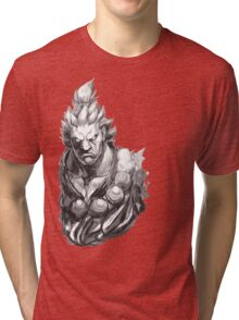 Akuma Great Demon Tri-blend T-Shirt