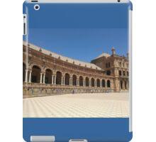 Plaza de Espana Sevilla iPad Case/Skin
