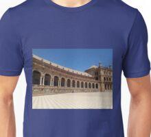 Plaza de Espana Sevilla Unisex T-Shirt
