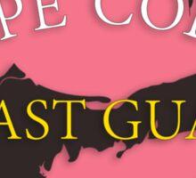 Cape Cod - Coast Guard Beach Sticker