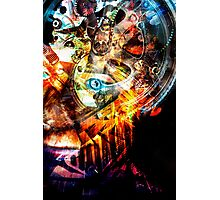 Time Warrior  Photographic Print