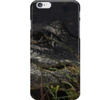 Alligator, As Is : ) iPhone Case/Skin
