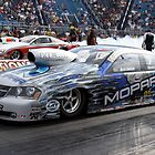 Pro Stock Burnouts by racefan24