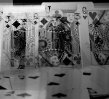 playing cards by Yannis-Tsif